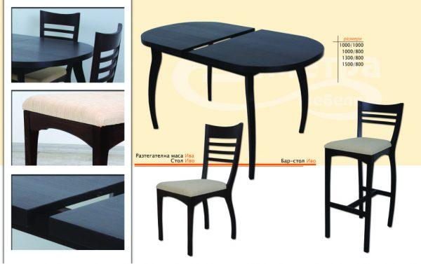 Столове Иво